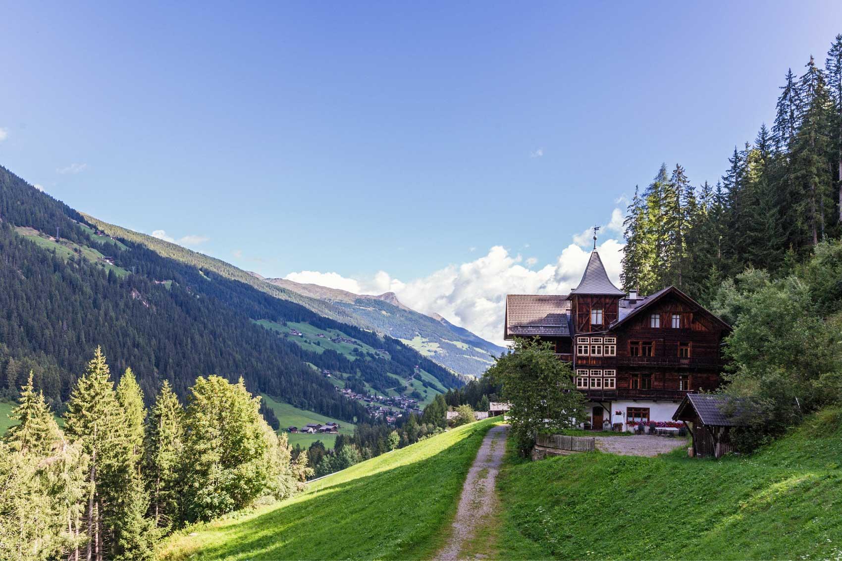 Villa Hartungen Ulten