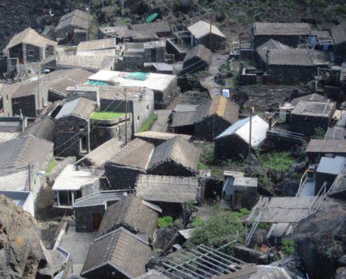 El Hierro - verlassenes Dorf