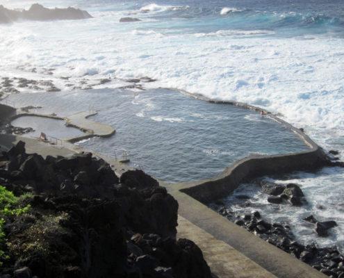 Charco La Maceta Meerwasserbad El Hierro