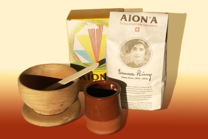 Zauber der Heilerde Aiona