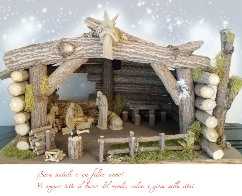 Weihnachtskarte it