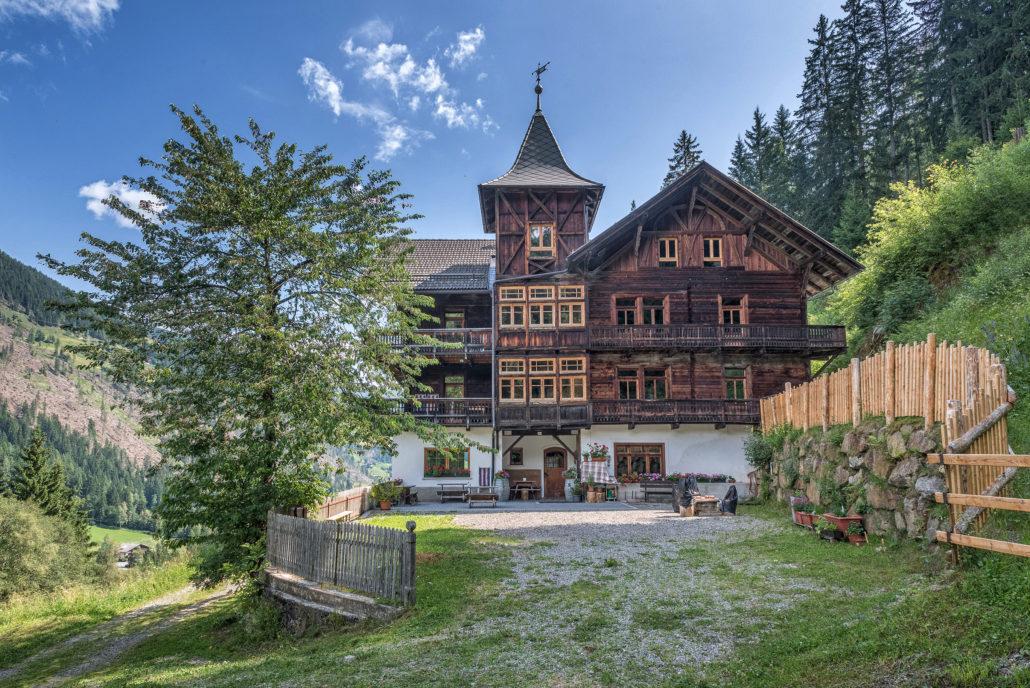 Villa Hartungen im Ultental