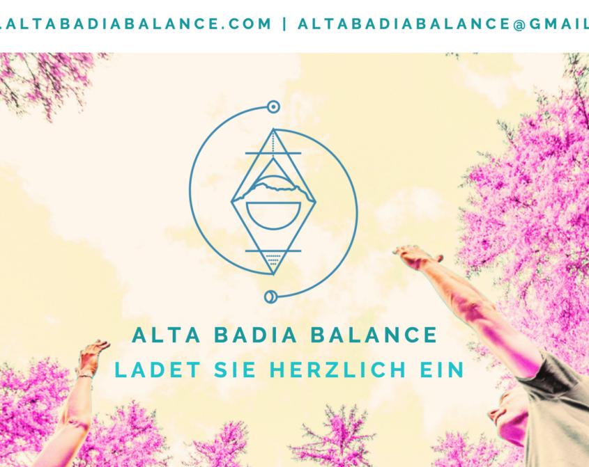 Entpanzerung - Heilungsrückzug & Yoga in den Dolomiten (Gadertal)